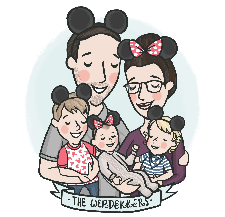 Motherhood Blogger | Life with the Werdekkers